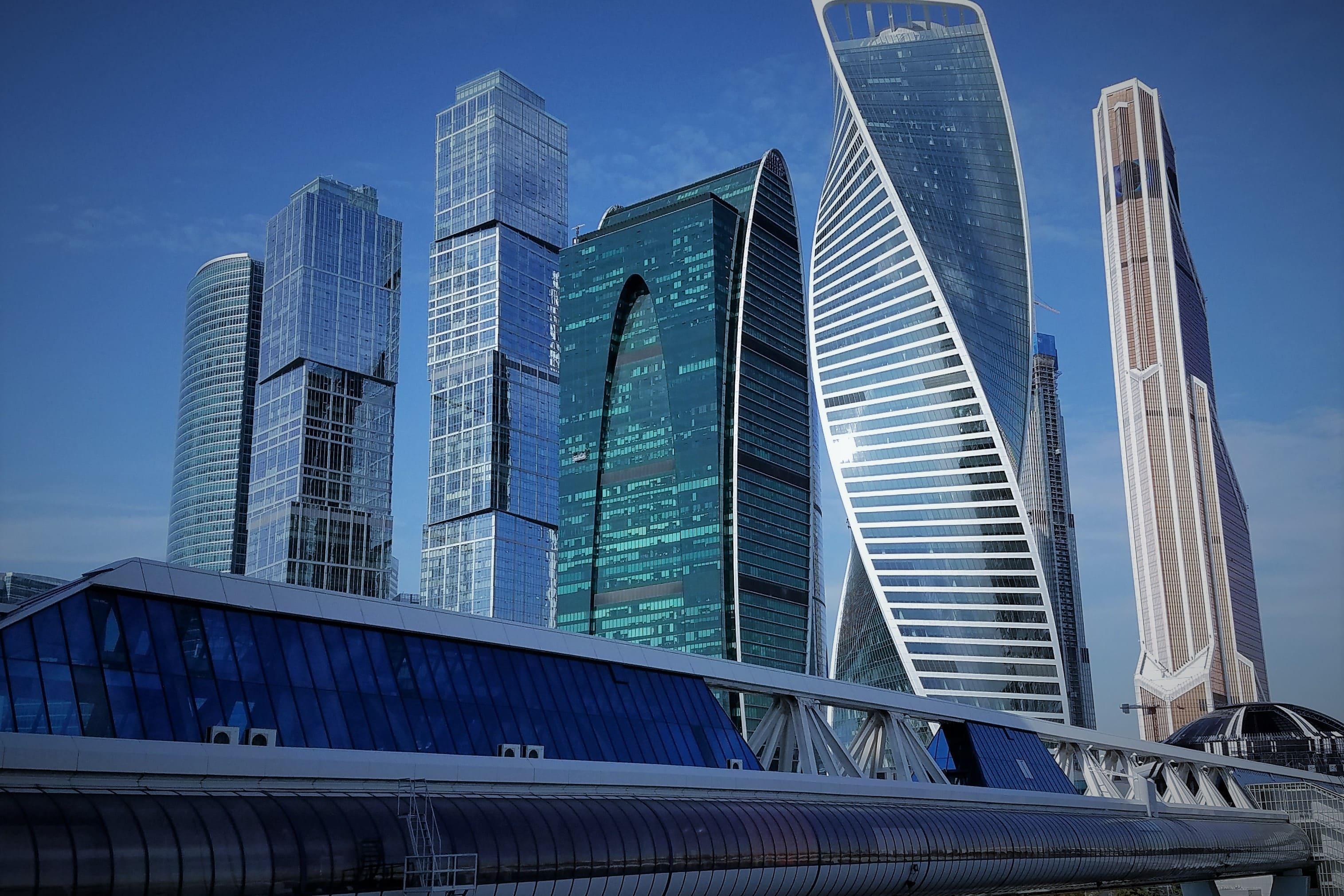 Аренда офисов Москва Сити башня Империя