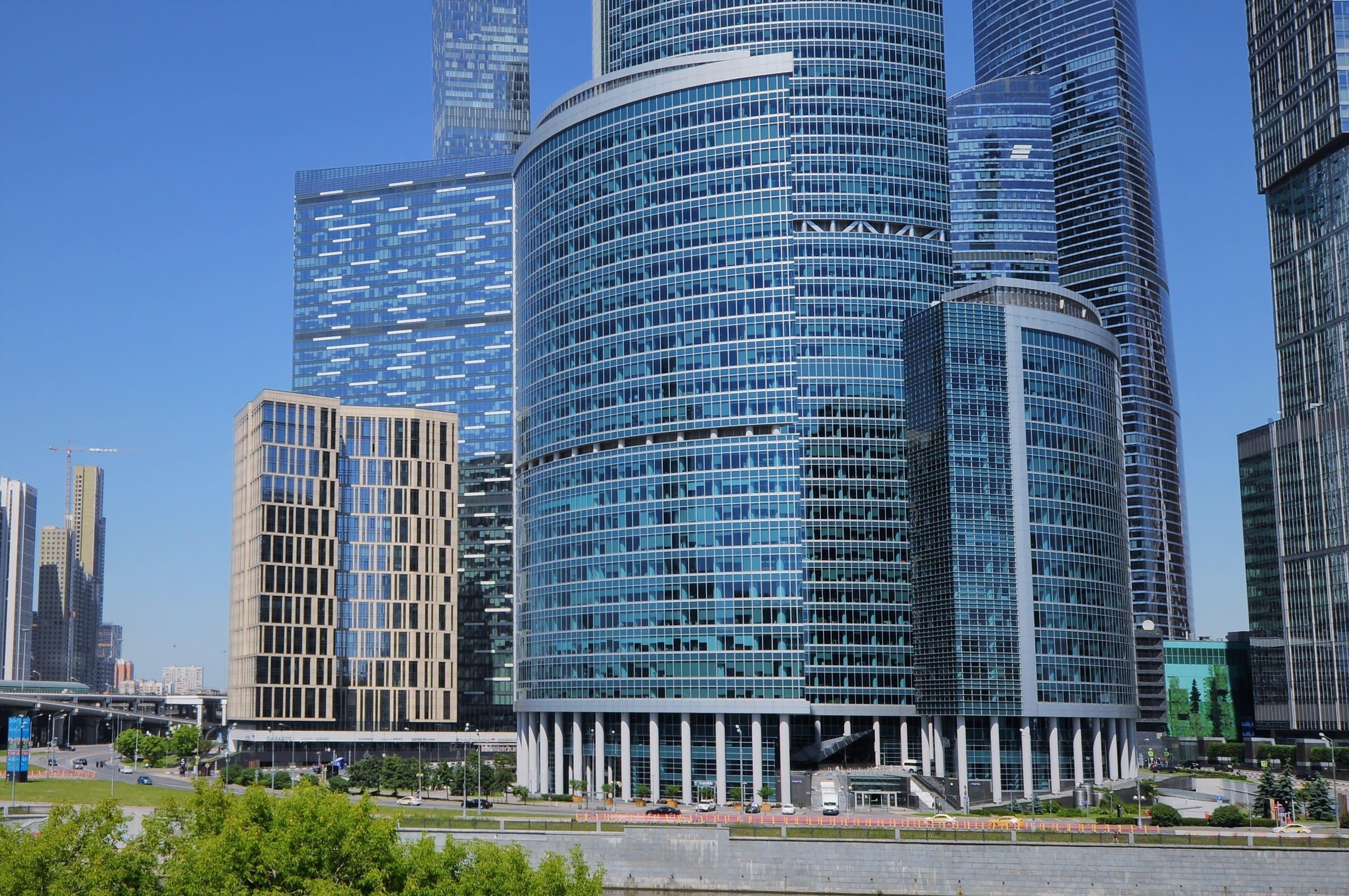 Аренда офиса Москва Сити башня на набережной блок B