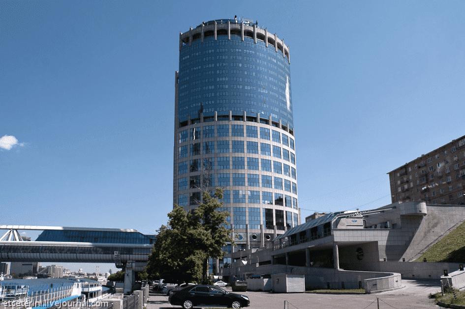 Аренда офисов Москва Сити БЦ Башня-2000
