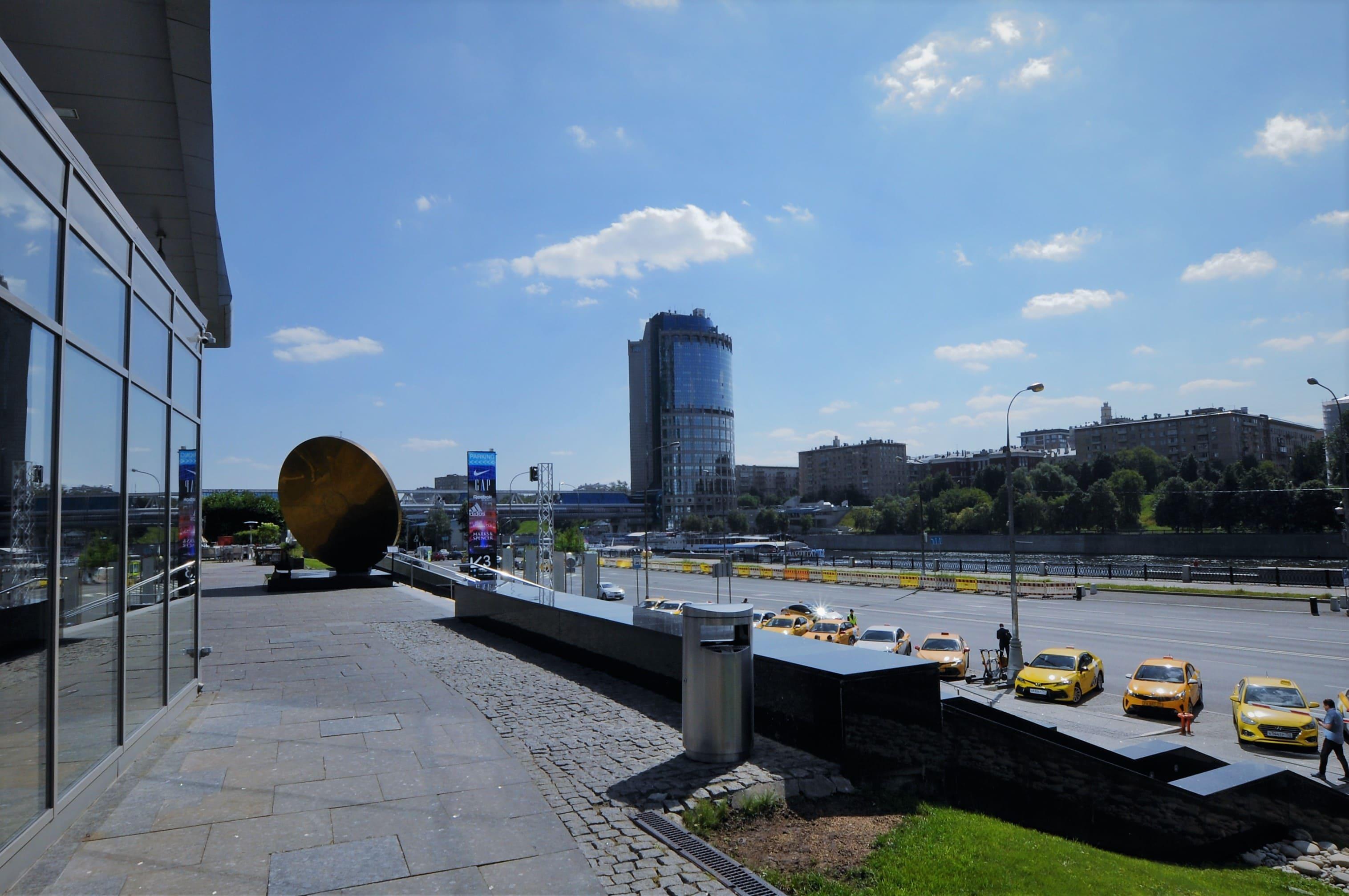Аренда офисов Москва Сити башня 2000