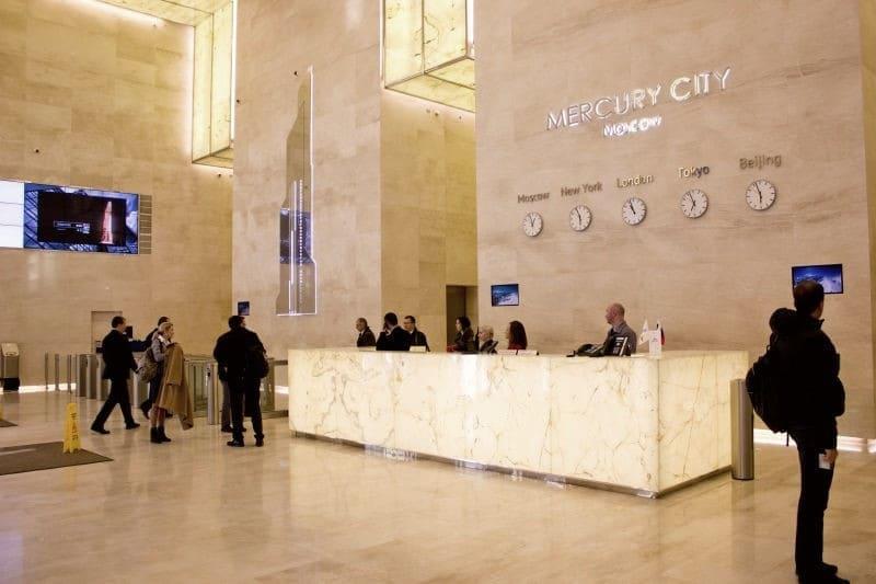 Продажа офиса Москва Сити башня Меркурий