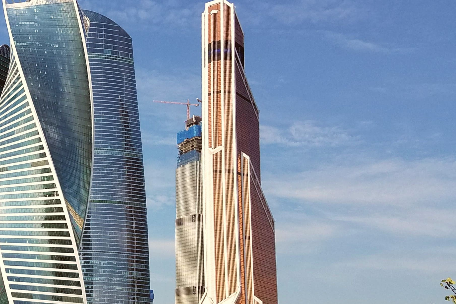 Аренда офисов Москва Сити башня Меркурий