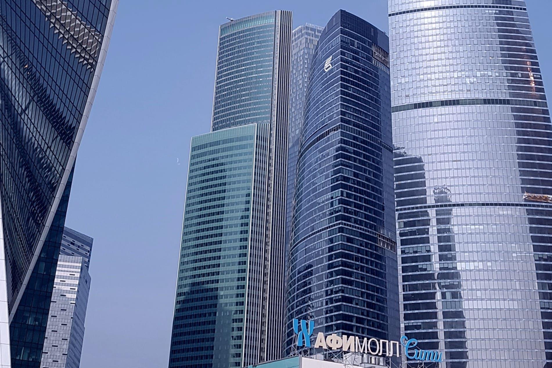 Аренда офиса Москва Сити башня федерация запад