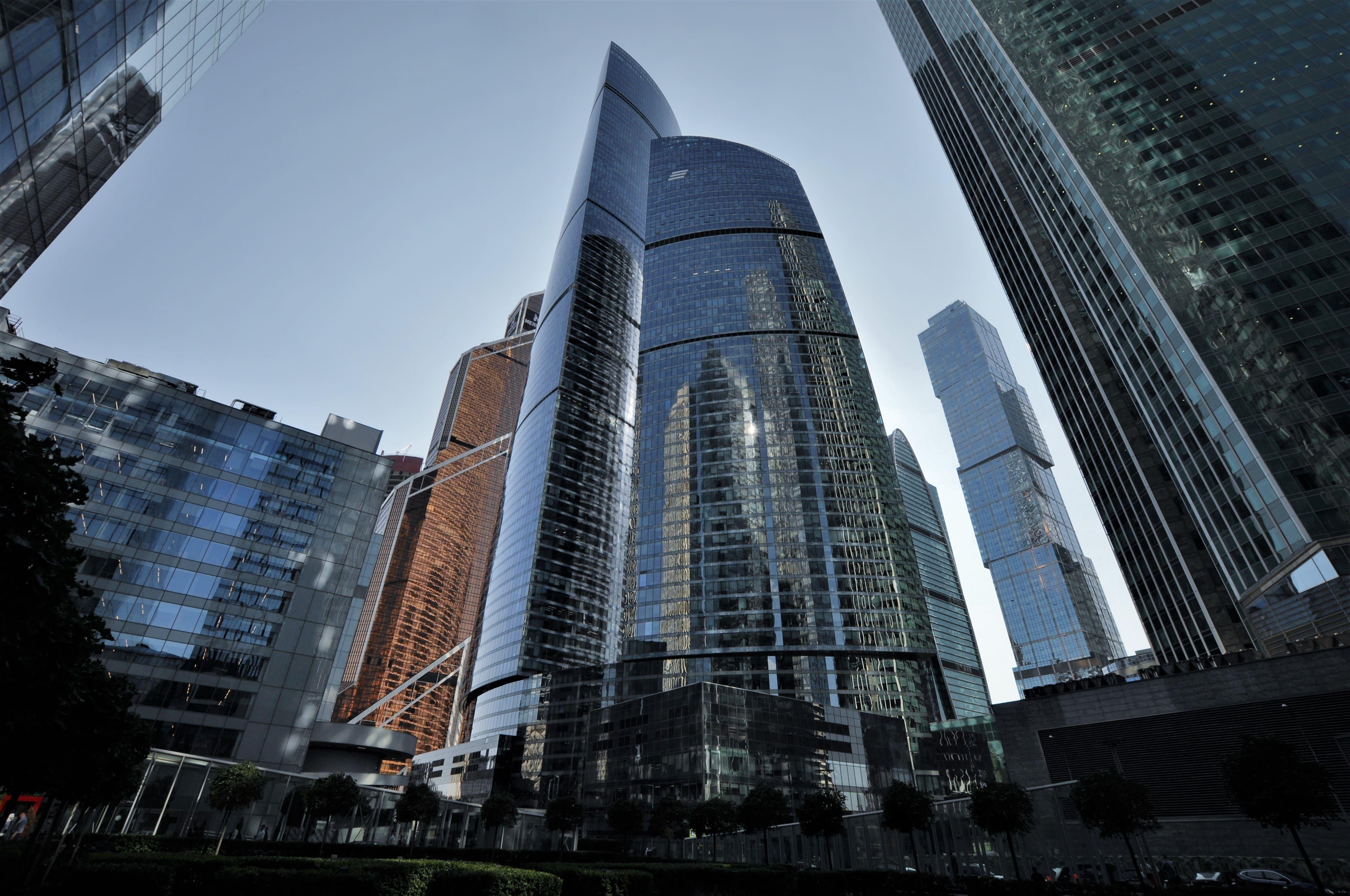 Офисы Москва Сити башня федерация восток